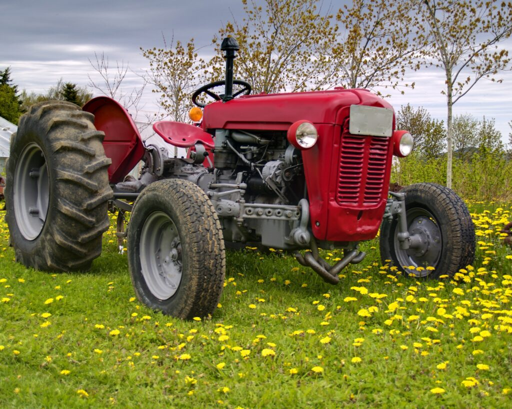 Advantages Of Utilizing Tractor Lease In The Industries